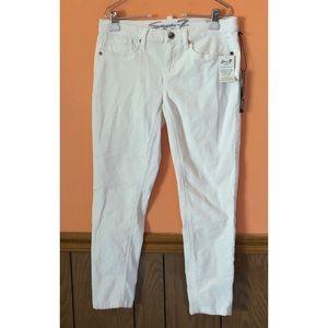 Skinny Easy Fit Corduroy Pants